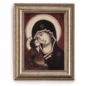 quadro intitolato madonna-della-tenerezza-v1-product