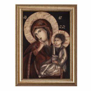 quadro intitolato madonna-della-tenerezza