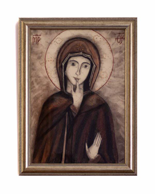 quadro intitolato madonna-del-silenzio-00
