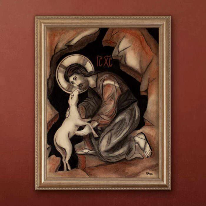 quadro intitolato il_buon_pastore_covers