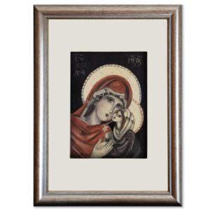 quadro intitolato s.anna e maria bambina