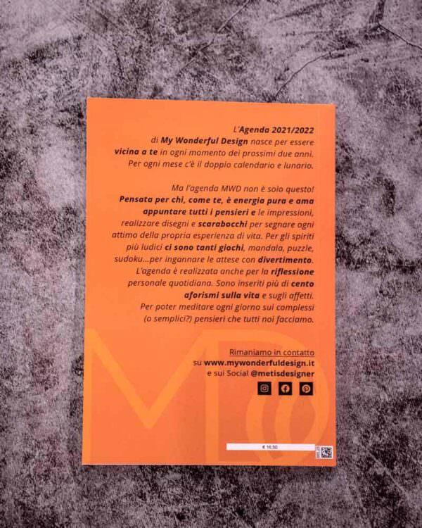 agenda biennale 2020/2021 quarta di copertina