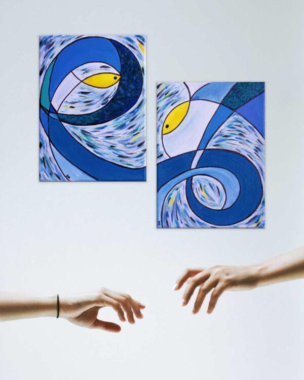 quadro intitolato Lo-stesso-mare_01