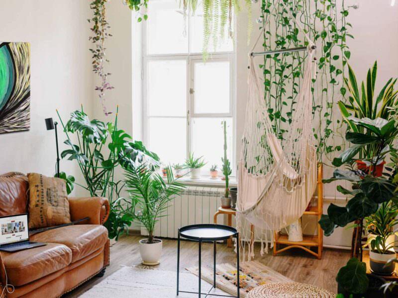 Cos'è-lo-stile-di arredo-Urban-Jungle